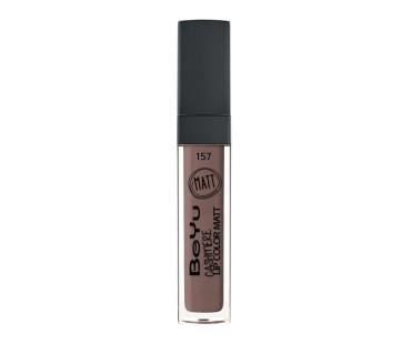 BeYu Матовый блеск для губ - cashmere lip color matt