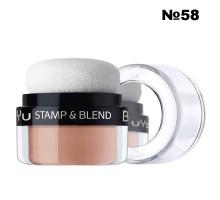 BeYu Рассыпчатая пудра Stamp & Blend contour