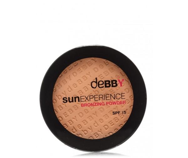 Debby Бронзовая пудра Sun Experience