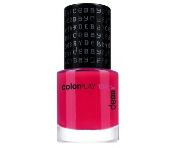 Debby Лак для ногтей Colorplay