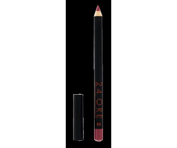 Deborah Косметический карандаш для губ стойкий 24ore