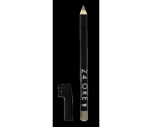 Deborah Косметический карандаш для бровей стойкий Deborah 24ore