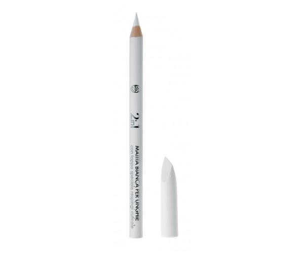 Deborah Косметический карандаш для французского маникюра 2 в 1