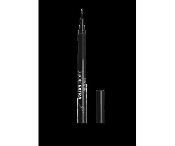 Deborah Подводка-карандаш для глаз стойкая 24ore Extra