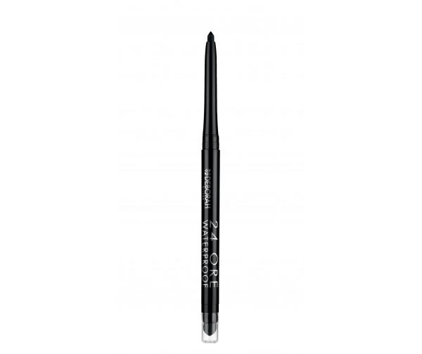 Deborah Косметический карандаш для глаз водостойкий 24ore Waterproof