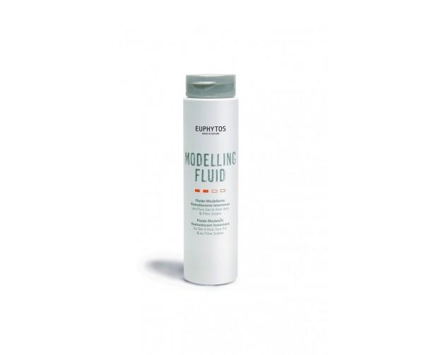 EUPHYTOS Моделирующий восстанавливающий  флюид для объемной укладки волос