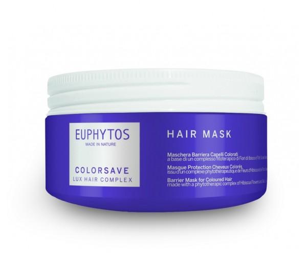 EUPHYTOS Маска для сохранения цвета окрашенных волос