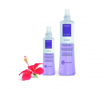 EUPHYTOS Двухфазный спрей для сохранения цвета окрашенных волос