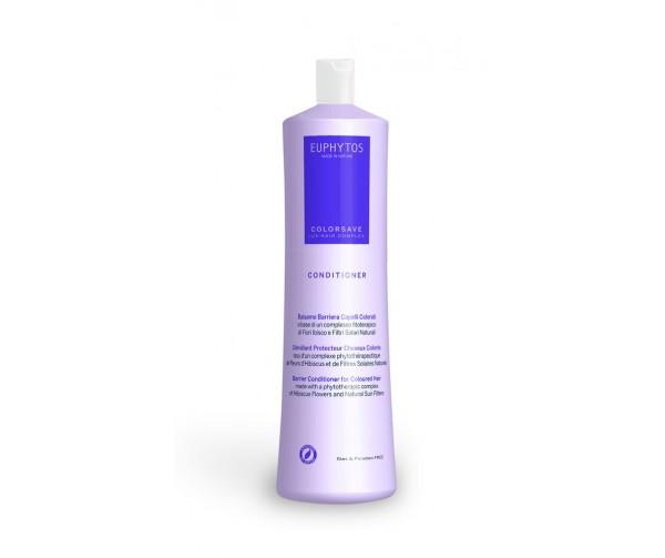 EUPHYTOS Кондиционер для сохранения цвета окрашенных волос