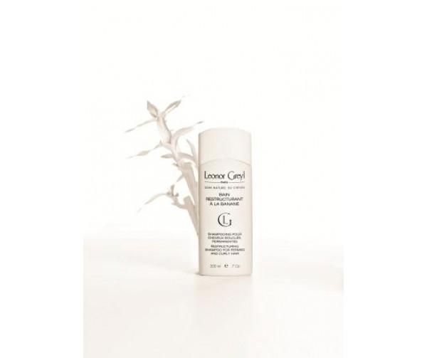 Leonor Greyl Восстанавливающий шампунь для волос с химической завивкой Bain Restructurant a La Banane