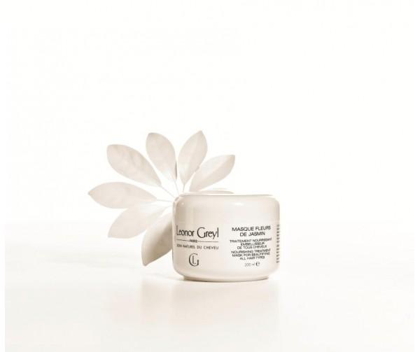 Leonor Greyl Маска из цветов жасмина для ухода за волосами Masque Fleurs de Jasmine