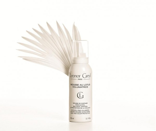 Leonor Greyl Мусс для укладки и объема волос с лотосом Mousse au Lotus Volumatrice