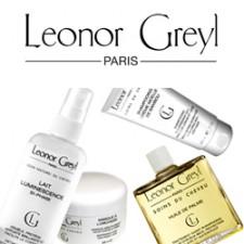 Сияние окрашенных волосс Leonor Greyl