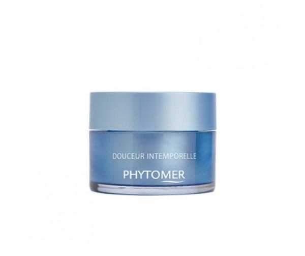 Phytomer Успокаивающий защитный крем для лица Douceur intemporelle
