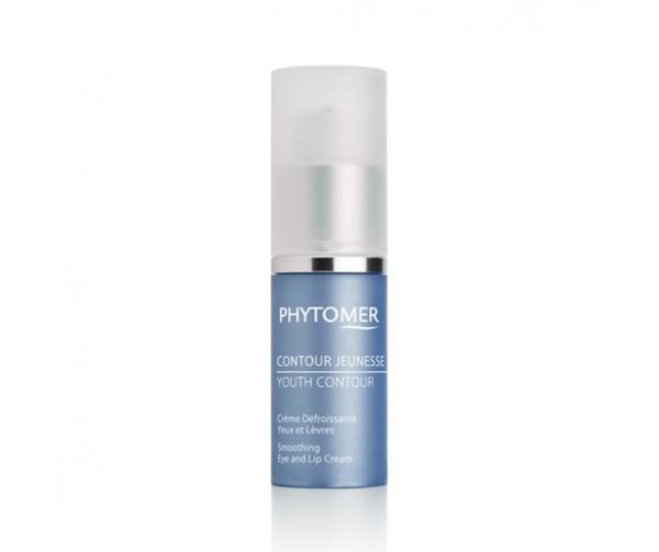 Phytomer Восстанавливающий крем против морщин для контура глаз и губ Youth Contour Reviving Wrinkle Correction Cream Eye and Lip Care