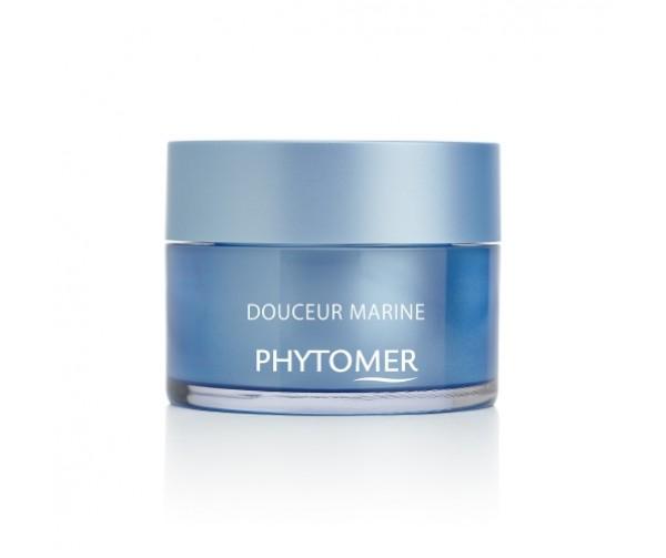 Phytomer Бархатный успокаивающий крем Douceur Marine Soothing Cream