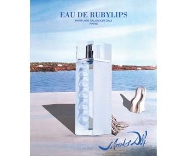 Salvador Dali Туалетная вода Eau de Rubylips