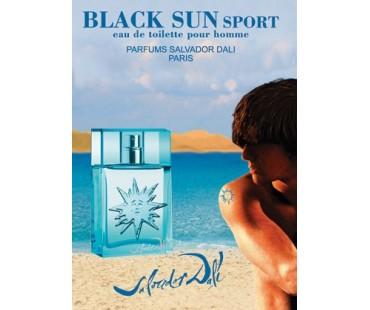 Salvador Dali Туалетная вода Black Sun Sport