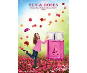 Salvador Dali Туалетная вода Sun & Roses