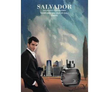 Salvador Dali Туалетная вода Salvador