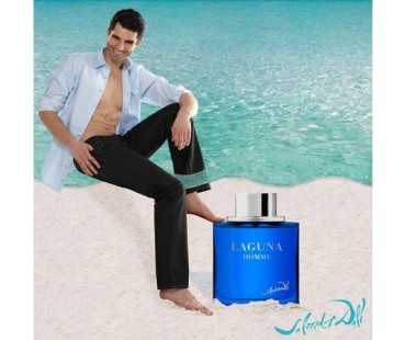 Salvador Dali Туалетная вода для мужчин  Laguna homme