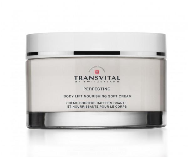 Transvital Анти-возрастной питательный крем с лифтинг эффектом для кожи лица Perfecting Body Lift Nourishing Soft Cream