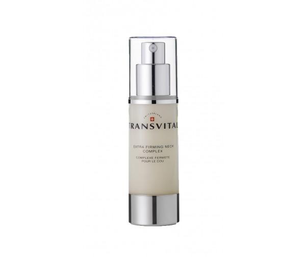 Transvital Интенсивная сыворотка для упругости кожи шеи и контура лица Extra Firming Neck Complex
