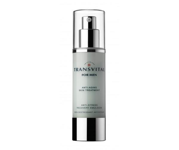 Transvital Защитная антистресс эмульсия для мужчин Anti Stress Recovery Emulsion