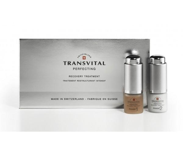 Transvital Восстанавливающий омолаживающий комплекс для кожи лица Perfecting Anti Age Recovery Treatment