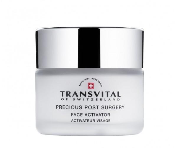 Transvital Крем-активатор пост-иньекционного ухода для кожи лица Face Activator