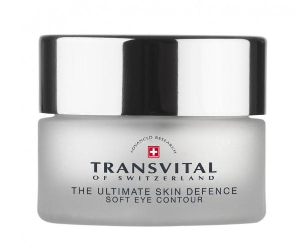 Transvital Анти-возрастной крем для защиты чувствительной кожи контура глаз Soft Eye contour