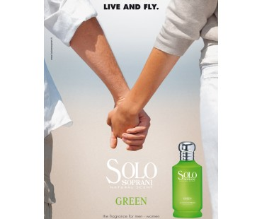 Luciano Soprani Туалетная вода Solo Green